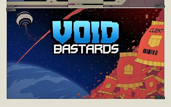 Концовка и Новая игра + в Void Bastards