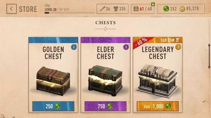 Типы сундуков в TES Blades - Руководство и советы по The Elder Scrolls Blades