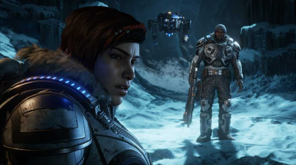 Gears 5 новый трейлер раскрывает все секреты игры
