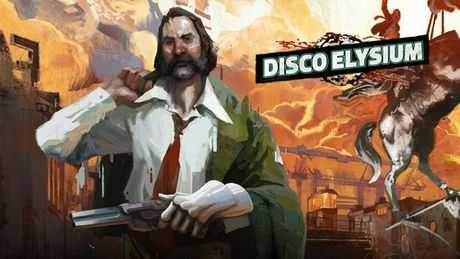 Встречайте Самую удивительную игру 2019 года - Диско Элизиум, причудливую RPG из Эстонии
