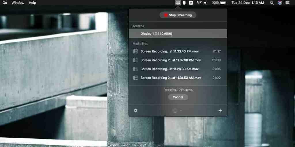 Как транслировать на Chromecast в macOS без Chrome