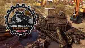 Tank Mechanic Simulator руководство