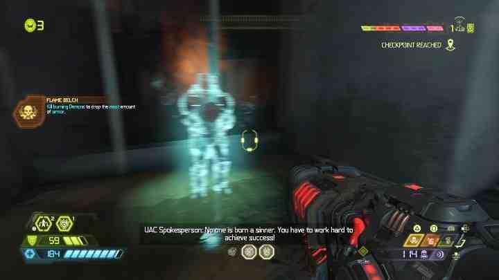 Doom Eternal: секреты карта Комплекса Арк и локации