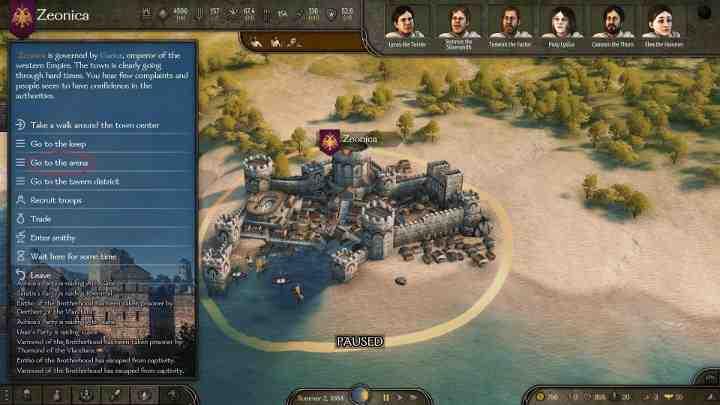 Mount and Blade 2 Bannerlord: Арена сражения - как войти и победить?