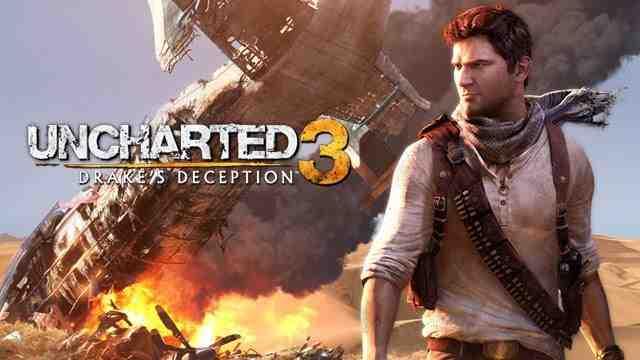 Uncharted 3 Drake's Deception руководство и прохождение игры