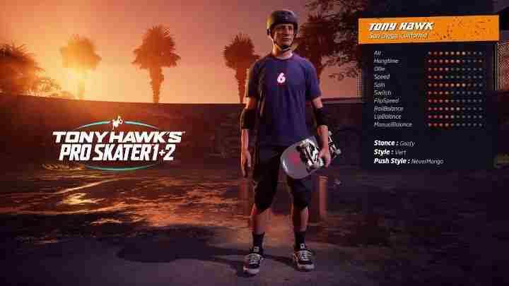 Руководство Tony Hawks Pro Skater 1 + 2