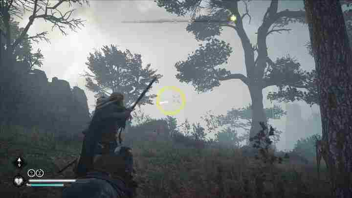 Assassins Creed Valhalla: Проклятый символ - Восточная Англия