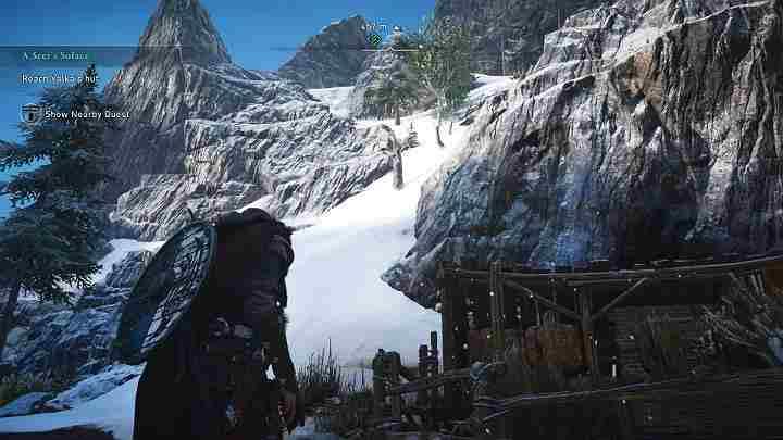 Assassin's Creed Valhalla: Утешение провидца прохождение