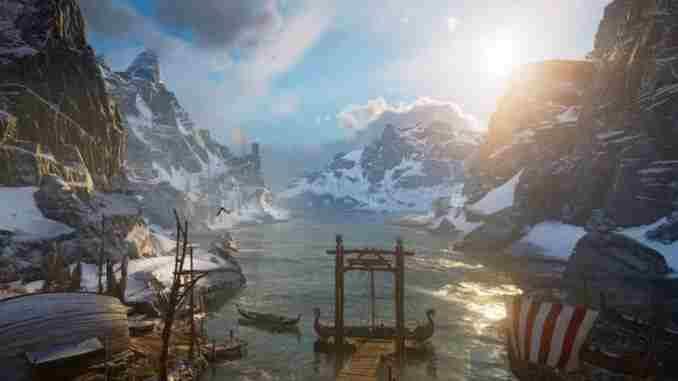 Assassin's Creed Valhalla – Как добраться до Асгарда