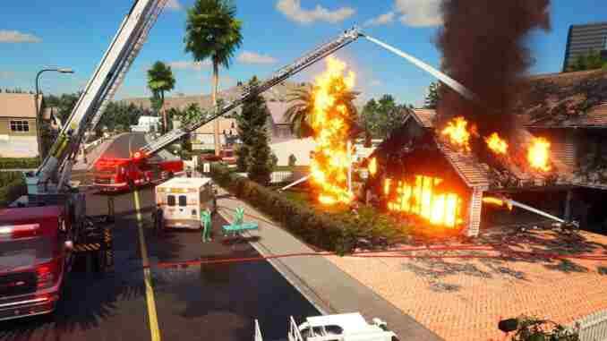 Симулятор пожаротушения - Отряд - Системные требования