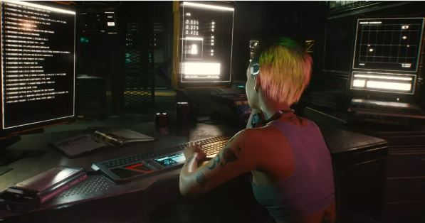 Как работает взлом в Cyberpunk 2077