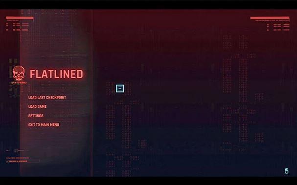 Cyberpunk 2077: Смерть и ее последствия