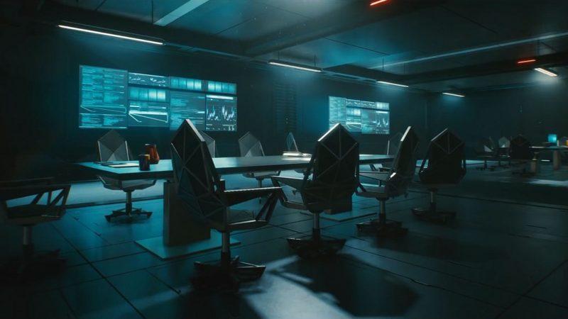 Cyberpunk 2077 - Жизненные пути CORPORATE