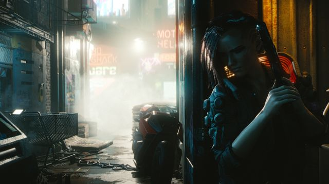 Cyberpunk 2077 - Освободить Брика, открыть дверь и обезвредить шахту