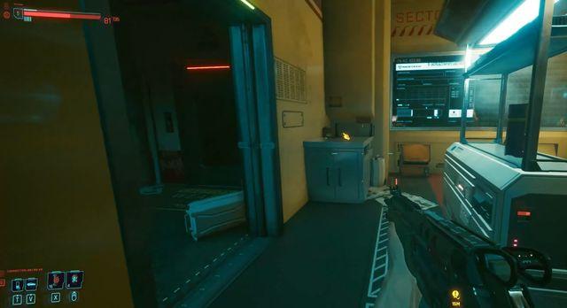 Cyberpunk 2077 - Как переключаться между видами оружия