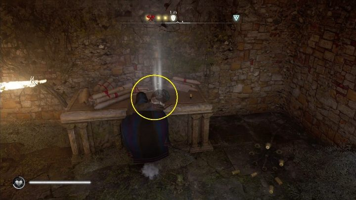 In this location you will find several Roman Artifacts - Assassins Creed Valhalla: Oxenefordscire - map - England - Assassins Creed Valhalla Guide