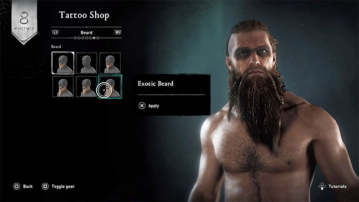 The development of the character will affect their appearance. - Assassins Creed Valhalla: Eivor - gender, assassin, personalization - Basics - Assassins Creed Valhalla Guide