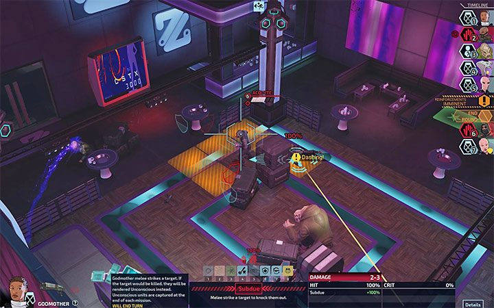 There are two basic methods for rendering opponents unconscious in the game - XCOM Chimera Squad: Stunning the enemies - how to? List of options - FAQ - XCOM Chimera Squad Guide