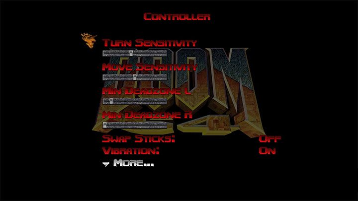 The most important control settings in Doom 64 are - Doom Eternal: Doom 64 - Controls - Doom 64 - Doom Eternal Guide